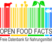 Logo von Open Food Facts