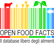 Logo di Open Food Facts