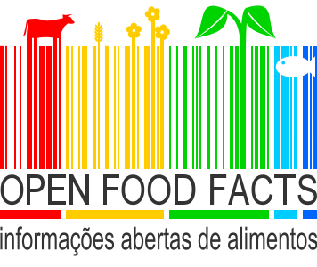 Logotipo da Open Food Facts