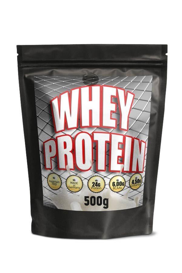 Whey Protein aus Molke 500 Gramm Vanilla - Product - de