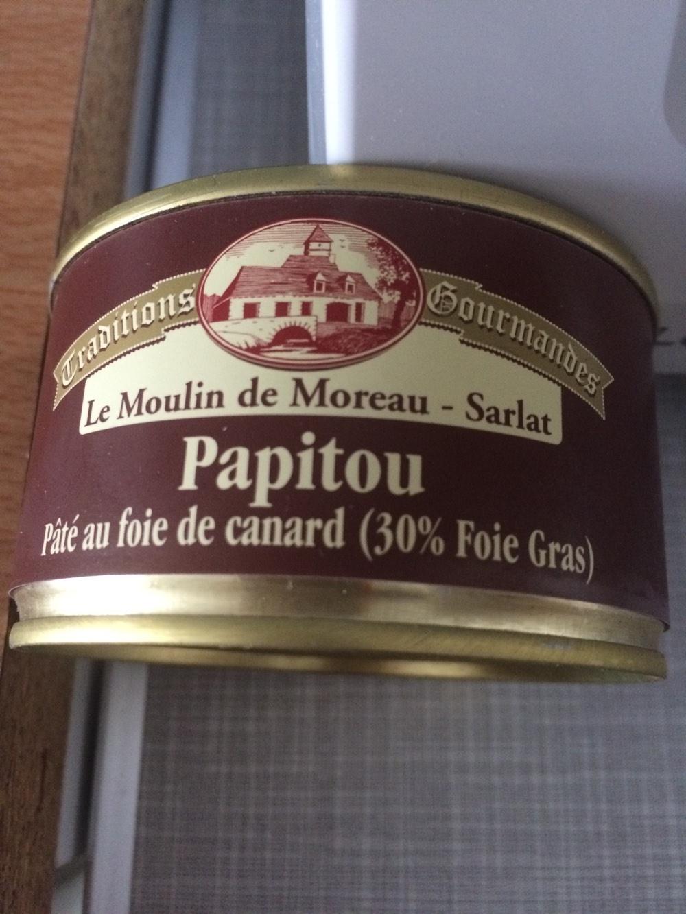 Pâté au foie de canard - Product