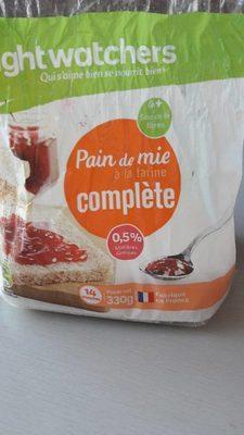 Pain de mie complete - Product