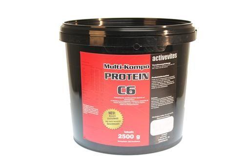 Mehrkomponeneten Protein 90 C6 Vanille - Product - de