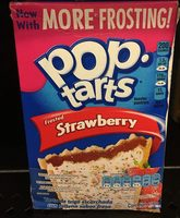 POP TARTS FROSTED STRAWBERRY - Produit - es