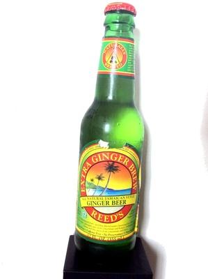 Ginger Beer - Ingredients