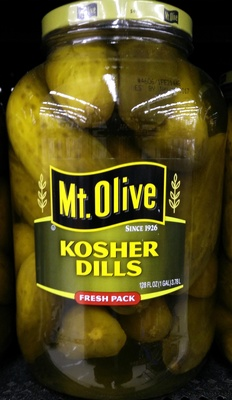 Kosher Dills - Product - en
