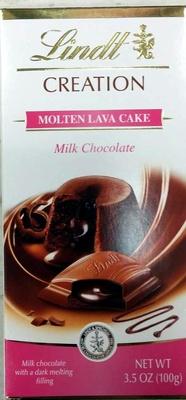 Molten Lava Cake - Product - en