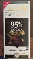 Ultimate dark 95% cocoa - Product - en