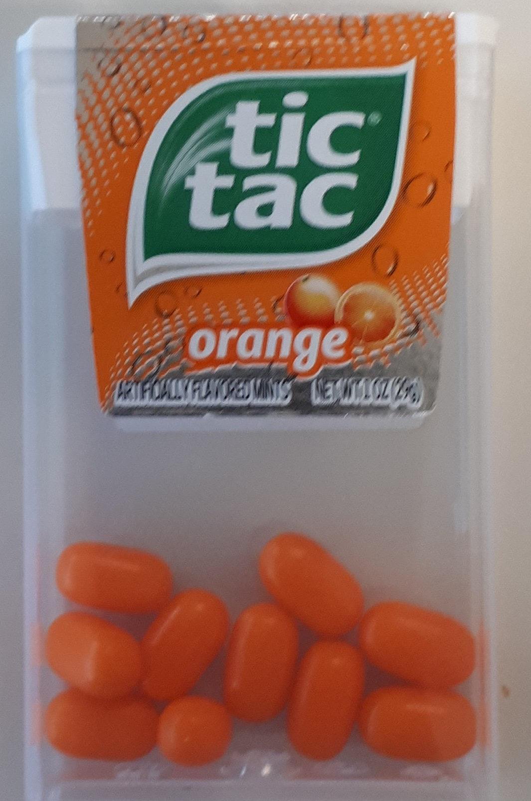 Mints, Orange - Product