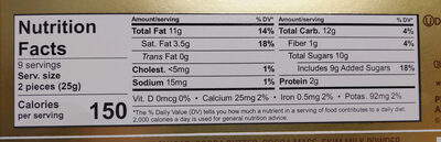 New pc chocolate cheap wholesale discount bulk candy chocolate - Nutrition facts - en
