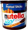 Go! hazelnut spread + pretzel sticks - Product