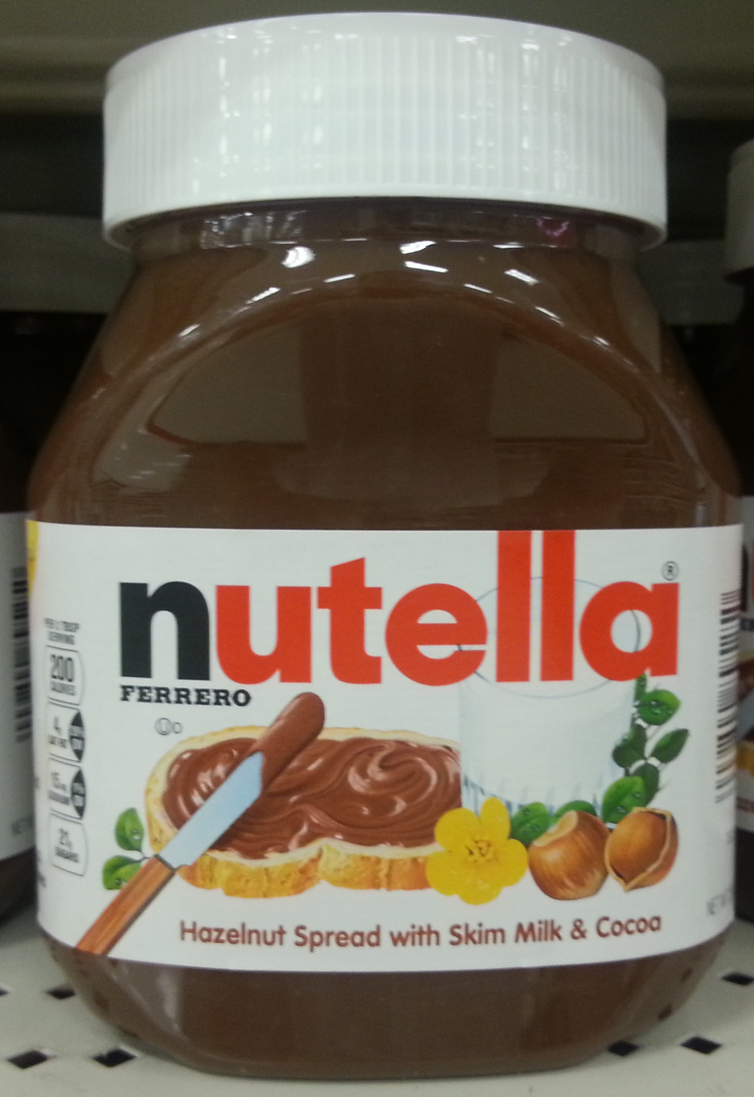 Nutella - Product