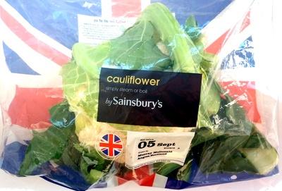 Cauliflower - Product