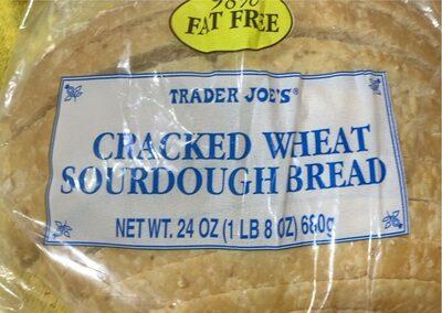 Cracked Wheat Sourdough Bread - Product - en