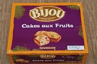 Cakes aux Fruits - Product