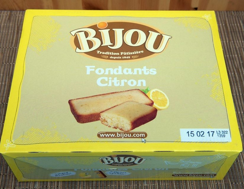 Fondants Citron - Product - fr