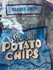 Sea Salt Potato Chips - Product