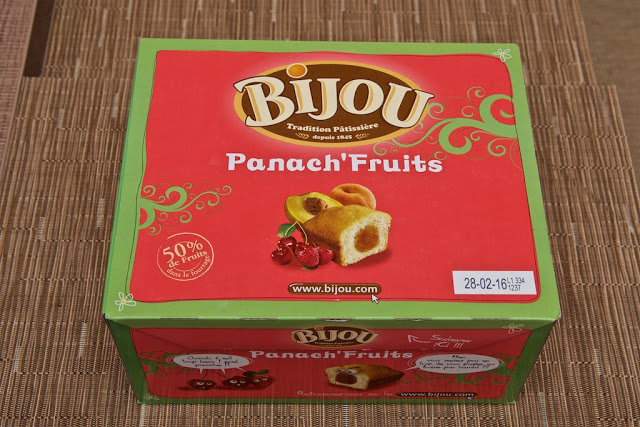 30 Panach' Fruits - Product
