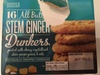 Stem Ginger Dunkers - Product