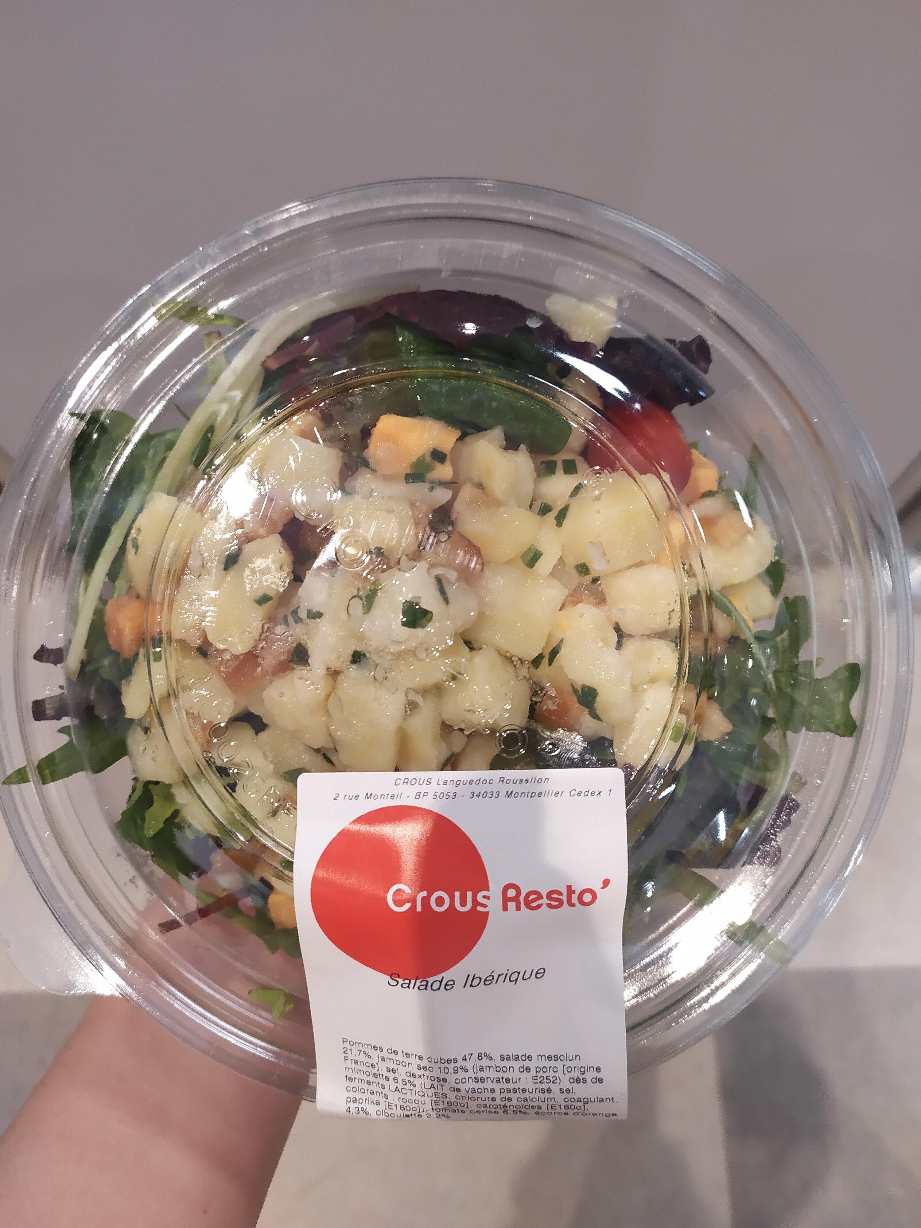 Salade Ibérique - Product