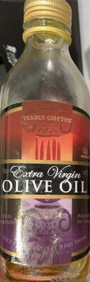 Extra virgin Olvie oil - Produit - en