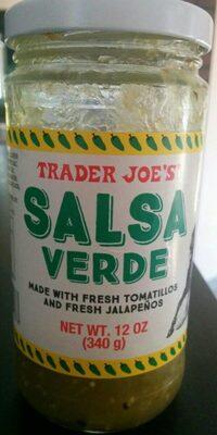 Salsa Verde - Product - en