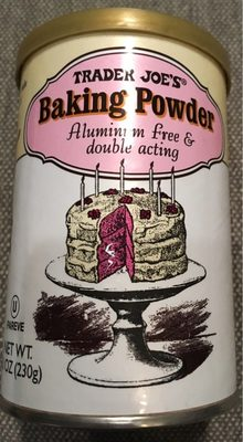 Traders Joe's, Baking Powder - Produit