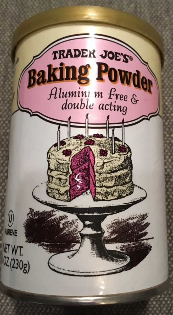 Traders Joe's, Baking Powder - Produit