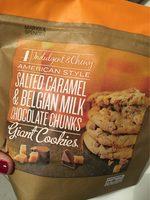 Salted caramel & belgian milk - Product - en