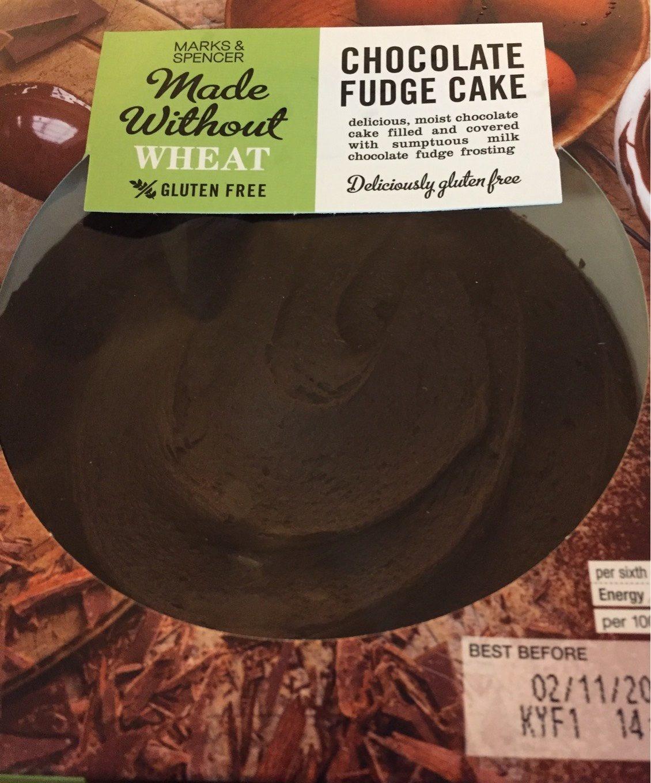 Marks Spencer Chocolate Fudge Cake