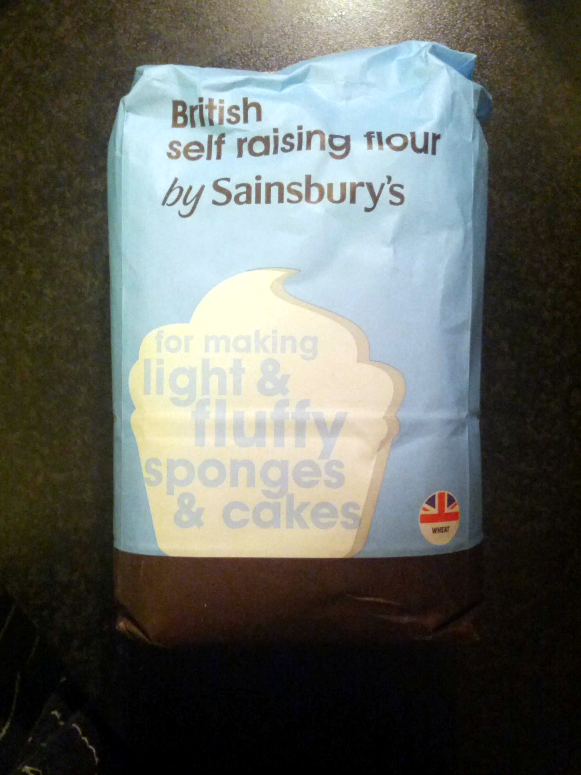 British self raising flour - Product