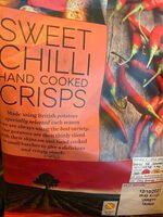 Sweet chilli crisps - Prodotto - en
