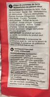 Blackcurrant Conserve - Ingrédients