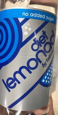 Diet Lemonade - Produit