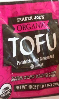 Organic tofu - Prodotto - en