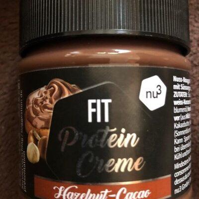 Fit protein crème - Produit