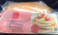 4 Ultimate Buttermilk pancakes - 产品 - fr
