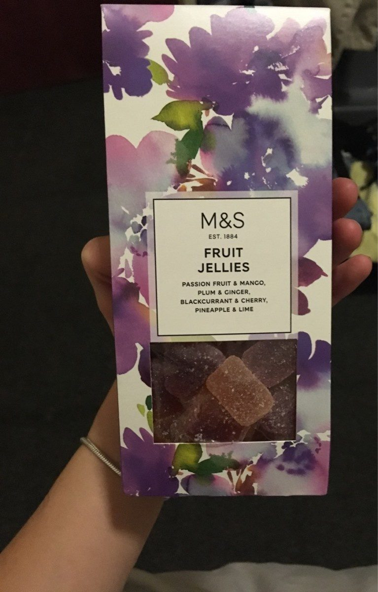 M&S fruit jellies - Product