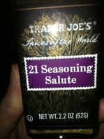 21 Seasoning Salute - Product