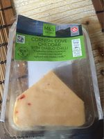 Cornish Cove Cheddar - Product