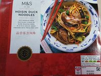 Hoisin duck noodles - Product