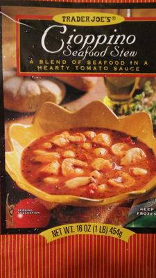 Cioppino Seafood Stew - Product