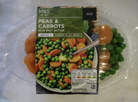 Peas & carrots - Product