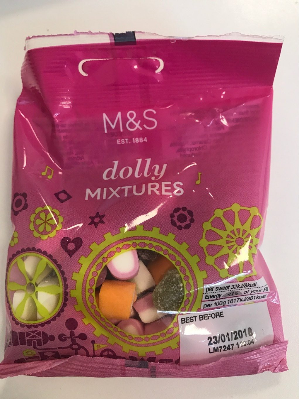 Dolly Mixtures - Product - fr