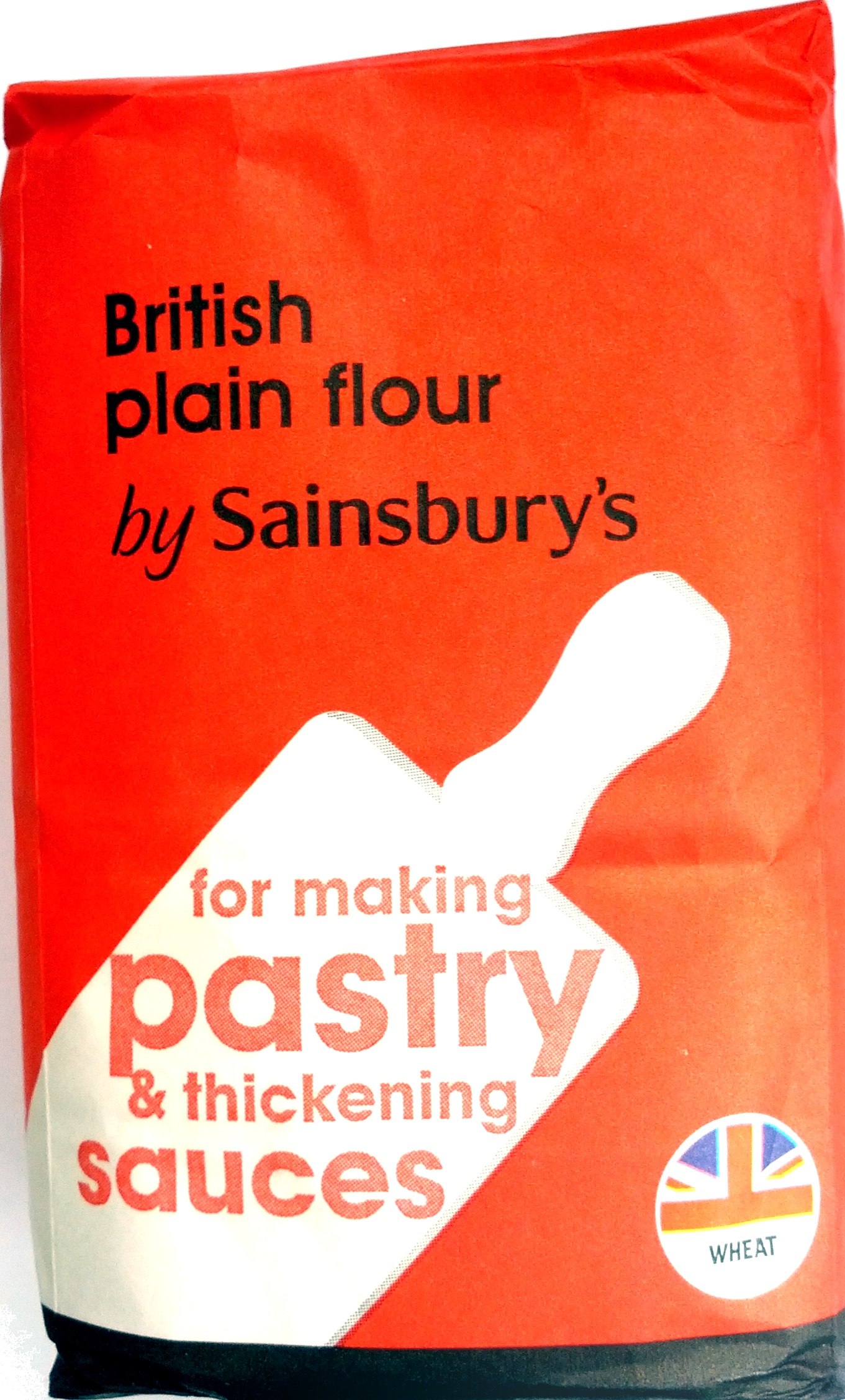 British plain flour - Product