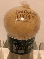 Fresh Drinking Coconut - Product - en