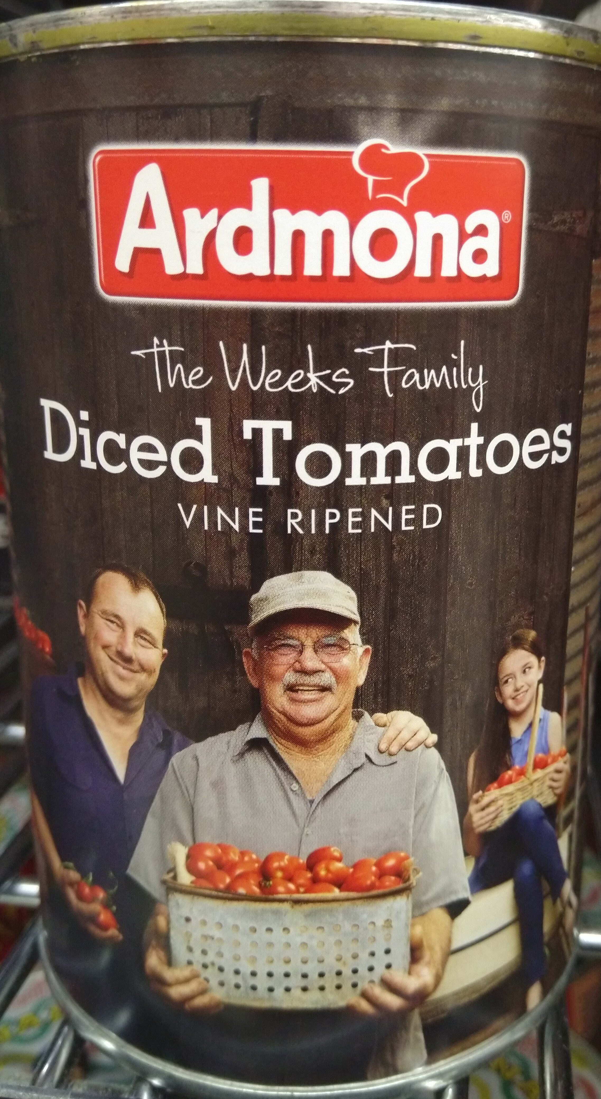 Diced Tomatoes - Produit