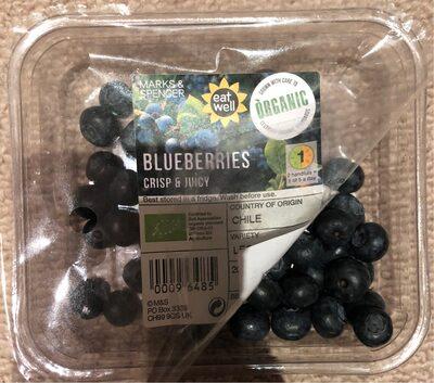 Blueberries crips & Juicy - Product - en
