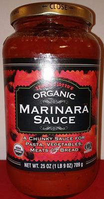 Marinara sauce - Product - en