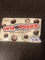 Whoppers, Original Mini Eggs Candy, Malted Milk Balls - Product